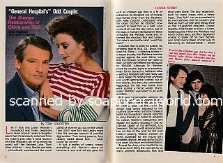 The Romance Of Ginny and Rick on General Hospital