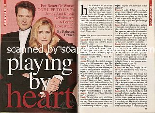 Interview with James DePaiva & Kassie DePaiva (Max and Blair on One Life To Live)