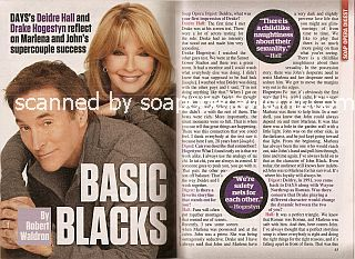 Interview with Drake Hogestyn & Deidre Hall (John and Marlena on Days Of Our Lives)