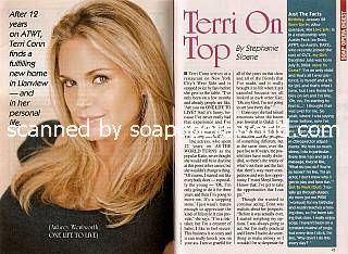 Interview with Terri Conn (Aubrey on One Life To Live)