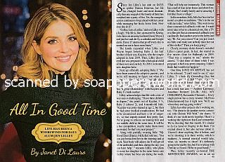Interview with Jen Lilley </b>(ex-Theresa, Days Of Our Lives)