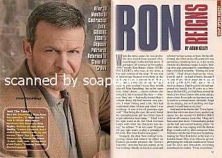 Ron Raines (Alan Spaulding, GL)