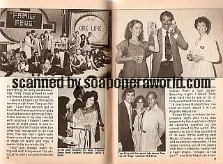 Soap Stars on gameshow Family Feud