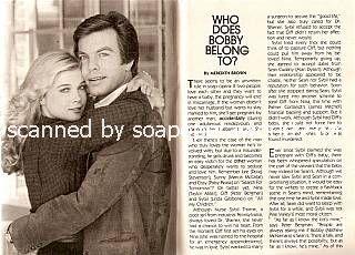 Taylor Miller & Peter Bergman (Nina & Cliff, AMC)