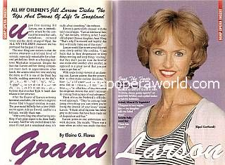 Jill Larson (Opal Cortlandt, AMC)