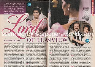 Character History of OLTL's Dorian Lord played by Robin Strasser