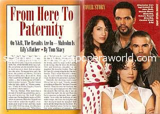 Y&R Cover Story