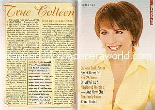Colleen Zenk Pinter (Barbara, ATWT)