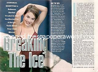 Interview with Rebecca Herbst (Liz on General Hospital)