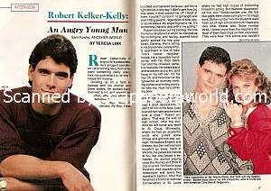 Robert Kelker-Kelly played the role of Sam Fowler on AW