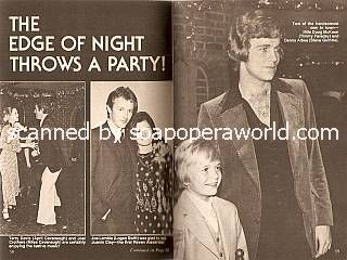 The Edge Of Night Throws A Party!
