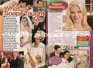 What Soaps Taught Me