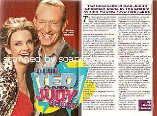 Judith Chapman & Ted Shackelford (Gloria & Jeffrey, Y&R)
