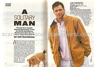 Interview with Michael Sabatino (Lawrence Alamain on Days Of Our Lives)