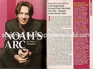 Rick Springfield (Noah Drake, GH)