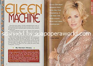 Interview with Eileen Davidson of The Young & The Restless