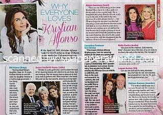 Why Everyone Loves Kristian Alfonso