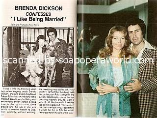 Interview with Brenda Dickson (Jill Foster on The Young & The Restless)