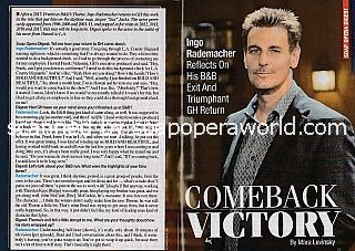 Interview with Ingo Rademacher of General Hospital