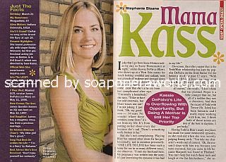 Interview with Kassie DePaiva of One Life To Live