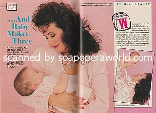 Interview with Susan Lucci (Erica Kane on All My Children)