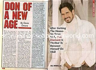 Don Diamont (Bill Spencer, B&B)