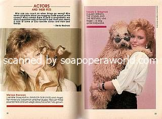 Actors and Their Pets