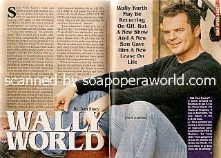 Wally Kurth (Ned, GH)