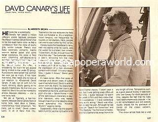 David Canary (Steven Frame, AW)
