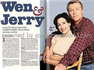 Wendy Moniz & Jerry ver Dorn (Dinah & Ross, GL)