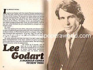 Interview with Lee Godart (Eliot Dorn, Edge of Night)