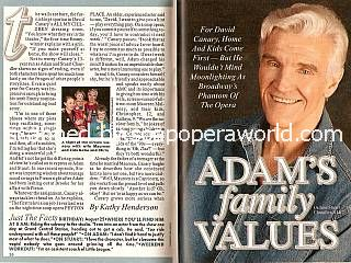 Interview with David Canary (Adam/Stuart Chandler, AMC)