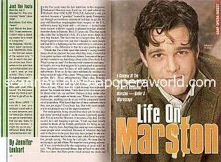 Nathaniel Marston (Michael, OLTL)