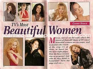 TV's Most Beautiful Women