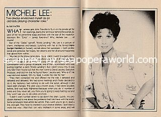 Interview with Michele Lee of Knots Landing