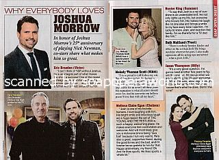 Why Everyone Loves Joshua Morrow (Nick Newman on The Young and The Restless)
