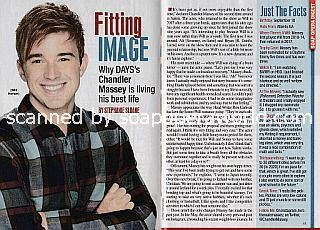 Interview with Chandler Massey (Will Horton on Days Of Our Lives)