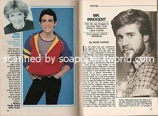 Brian Bloom and Todd McKee (Dusty Donovan on ATWT and Ted Capwell on Santa Barbara)