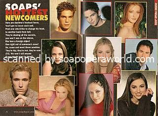 Soaps' Hottest Newcomers