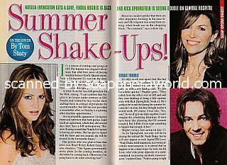Summer Shake-Ups!
