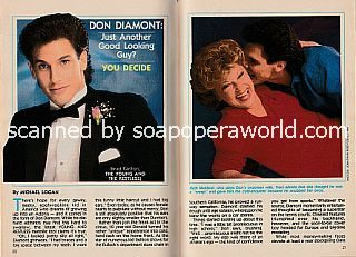 Interview with Don Diamont (Brad Carlton on The Young and The Restless)