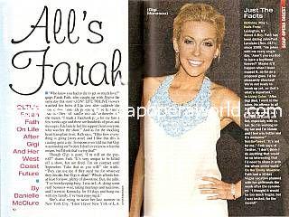 Interview with Farah Fath (Gigi Morasco on One Life To Live)