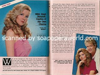 Interview with Melody Thomas Scott (Nikki on The Young & The Restless)