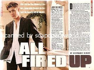 Jensen Ackles (Eric, DAYS)