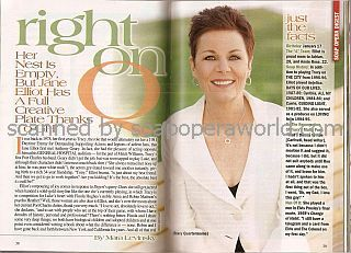 Interview with Jane Elliot (Tracy Quartermaine on General Hospital)