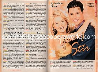 Interview with Kirsten Storms and Jason Cook of Days Of Our Lives