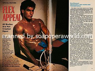 Flex Appeal featuring Don Diamont (Brad on The Young and The Restless)