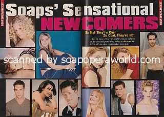 Soaps' Sensational Newcomers
