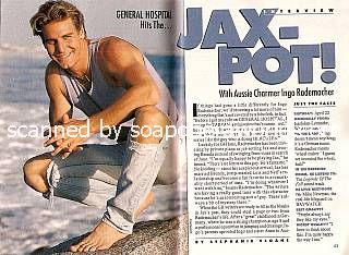 Interview with Ingo Rademacher (Jax on General Hospital)