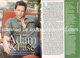 Interview with Michael Muhney (Adam on The Young & The Restless)